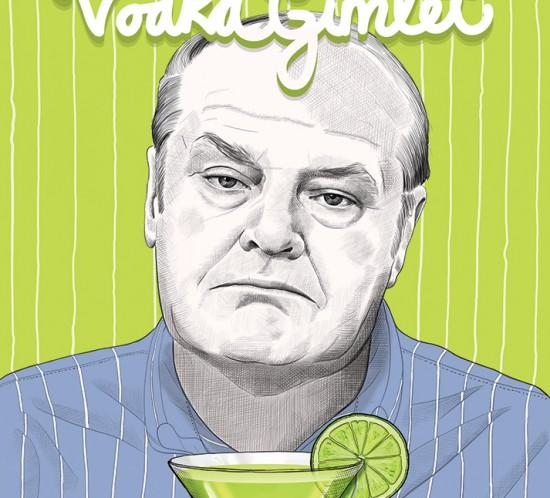 Vodka Gimlet - Jack Nicholson