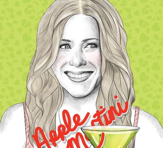 Apple Martini Recipe | Jennifer Aniston | The Break Up