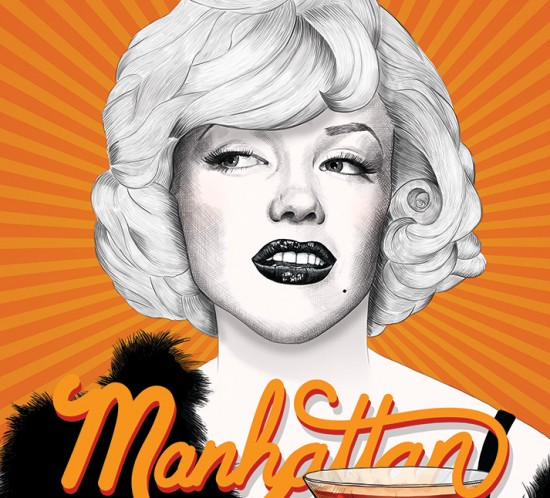 Manhattan - Marilyn Monroe - Some Like It Hot