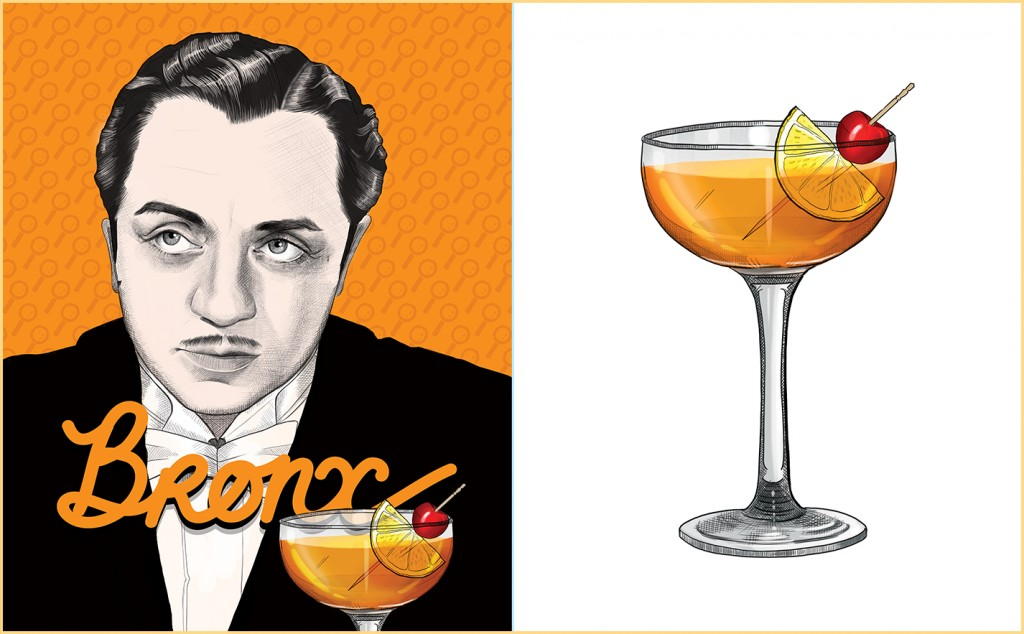 Bronx Cocktail - The Thin Man