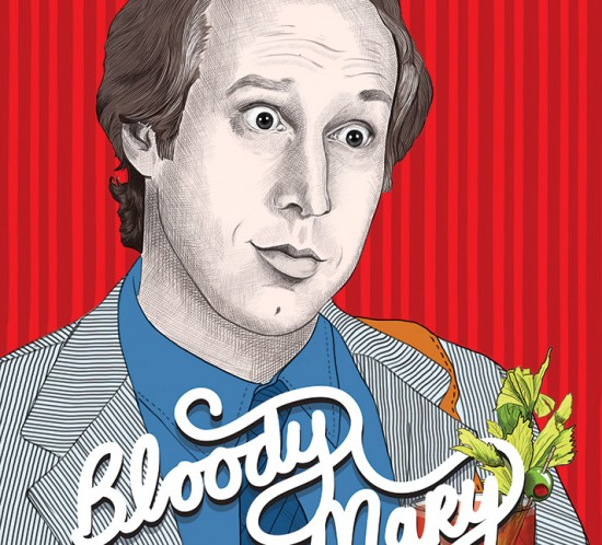 Bloody Mary Recipe | Chevy Chase | Fletch