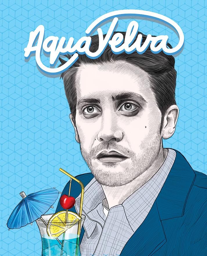 Aqua Velva Recipe | Jake Gyllenhaal | Zodiac
