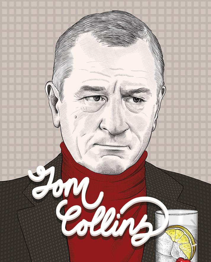 Tom Collins Recipe | Robert De Niro | Meet The Parents